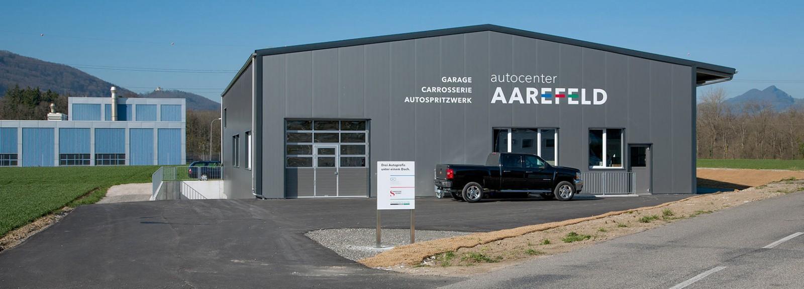 Autocenter Aarefeld